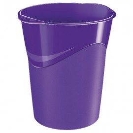 CEP Pro Gloss Purple Waste Bin 280GPURPLE