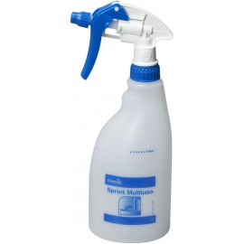 Diversey Multi-Purpose Glass Cleaner Spray Refill Bottle 500ml 7517846 (Pack of 5)