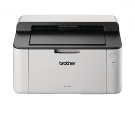 Brother Mono Laser Printer Light Grey/Dark Grey HL-1110ZU1