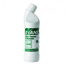 Evans Toilet Cleaner and Descaler 1 Litre A190CEV