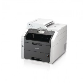 Brother MFC-9330CDW Colour Laser All-in-One Printer With Fax White MFC9330CDW