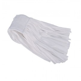 Disposable Big White Kentucky Mop Head 250g 100884