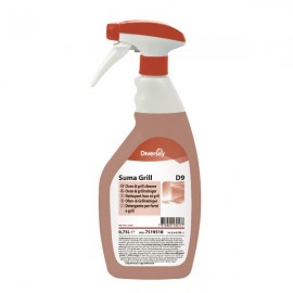 Suma Grill Cleaner D9 750ml 7519518