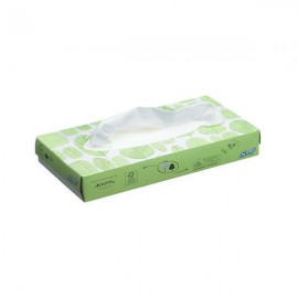 Scott Facial Tissue Standard 100 Sheets (Pack of 21) 8837
