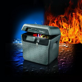 Master Lock Jumbo Waterproof Fire-Safe Chest LFHW40102