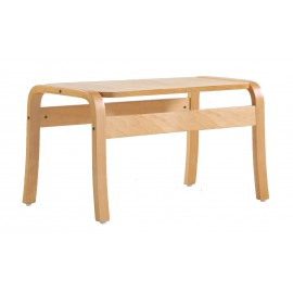 Yealm modular wooden frame reception seating