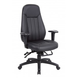 Zeus high back 24hr task chair