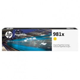 L0R11A / 981X HP Yellow Toner