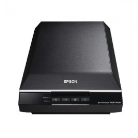 Epson Perfection V600 Home Photo Scanner Black B11B198031