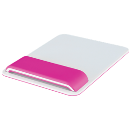 Leitz Ergo WOW Mouse Pad with Adjustable Wrist Rest