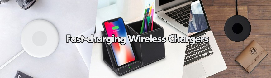 Fast-charging Wireless Chargers